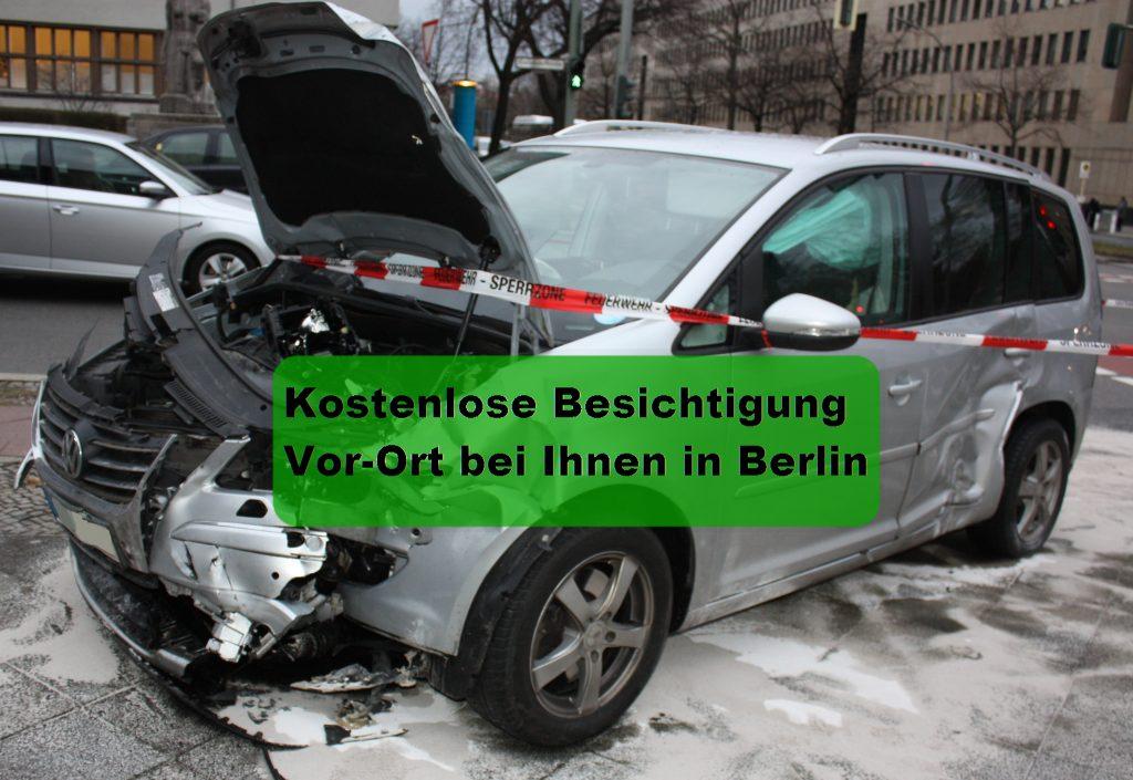 KFZ Sachverständiger Berlin- KFZ Gutachter Berlin - Unfallgutachter